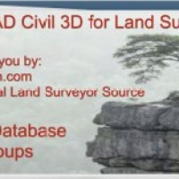Survey Database Point Groups-AutoCAD Civil 3D 2011 Professional Land Surveyor Video