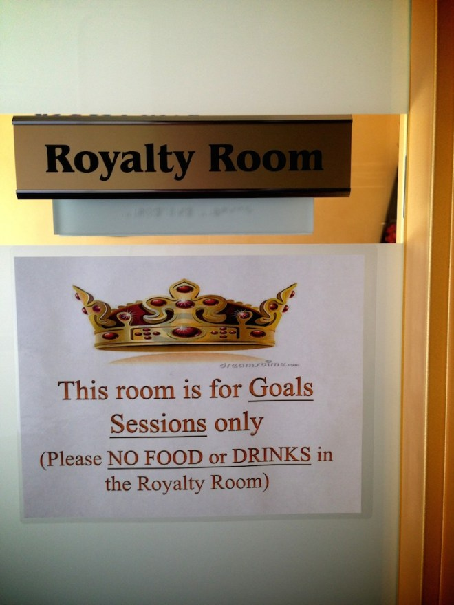 zappos-royalty-room-goal-sessions