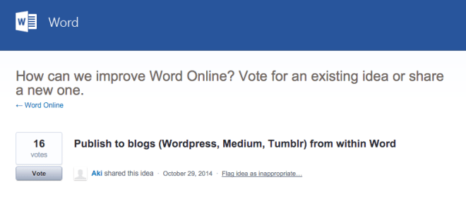 publish-to-blogs-from-microsoft-word-online-publishing-word-processing-text-editor-modern-publishing-tools
