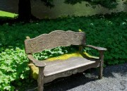 The wishing bench