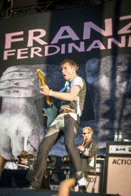 Franz Ferdinand @ Southside Festival