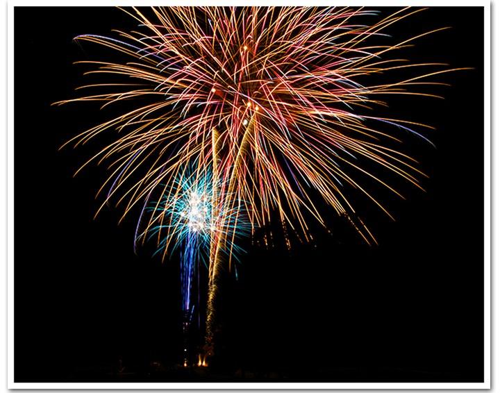 Photo Series: Fireworks 2014