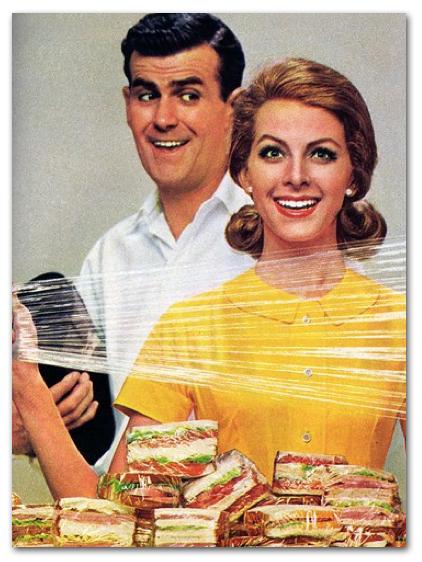 Sandwich Couple