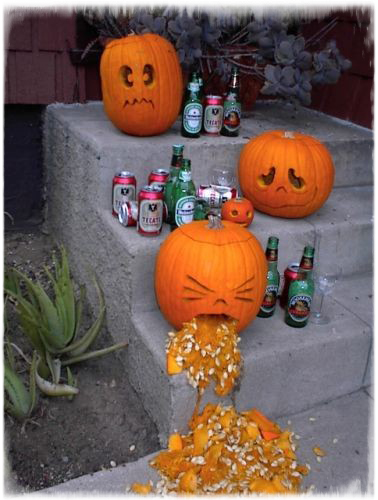 Happy Halloween: The Day After