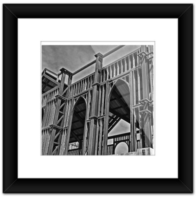 Framed Fine Art Photography by Eric Hatheway-Arches