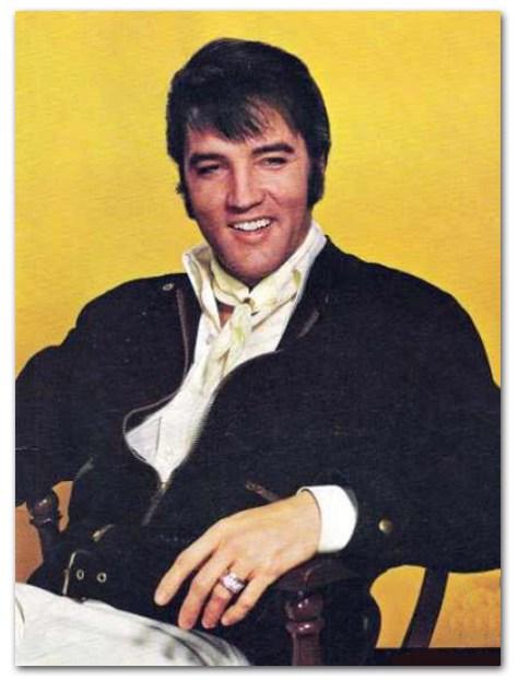 Elvis Says Hi