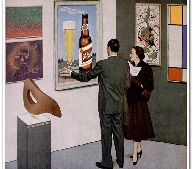 Drunk Art History