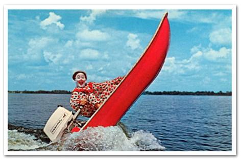 Boating Clown 2
