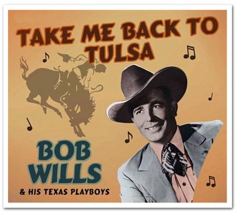 Take Me Back To Tulsa Cover