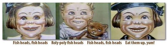 Fish Heads Flashback