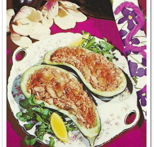 Awful Food: Tuna-Eggplant Poseidon