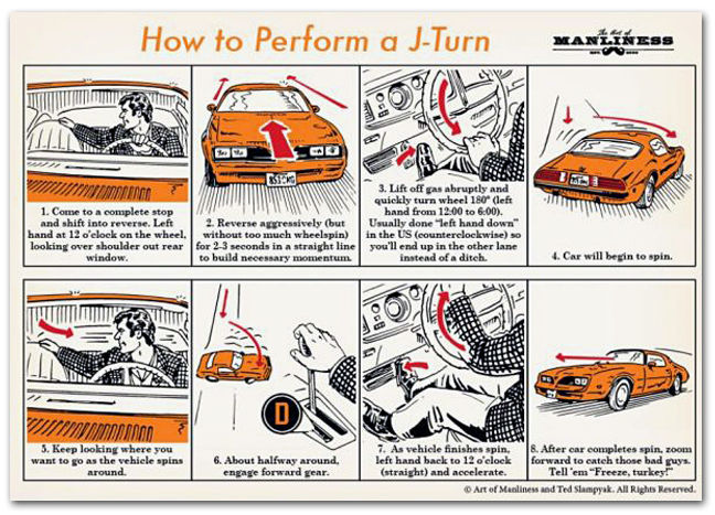 How To Perform A J-Turn