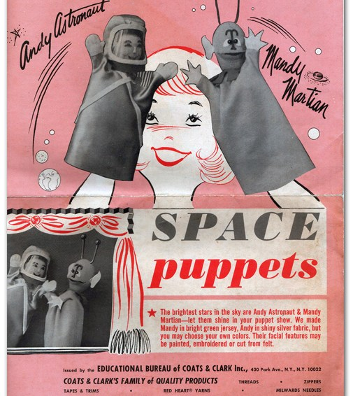 Space Puppets
