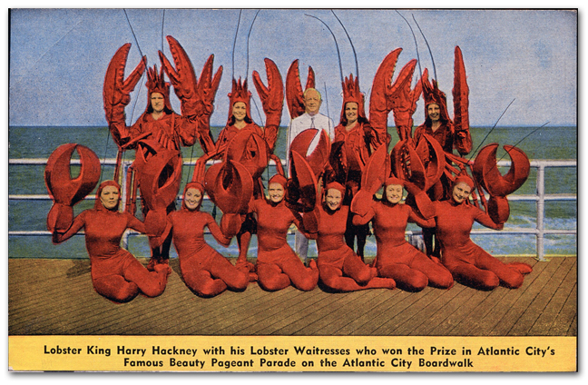The Lobster King