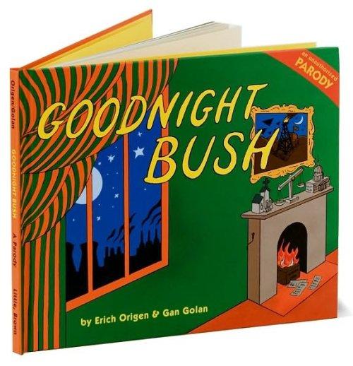 Goodnight Bush book