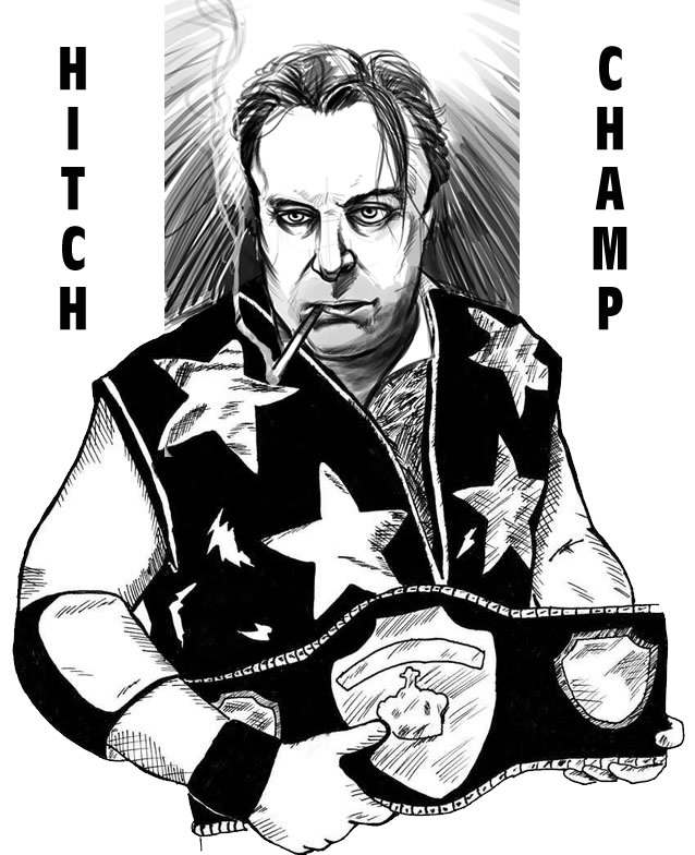 Christopher Hitchens, Champion of Heaven