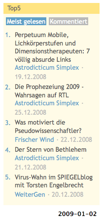 pseudoscienceblogs.de