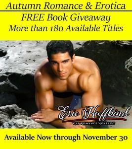 Autumn Romance & Erotica FREE Book Giveaway