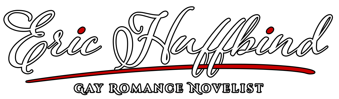 Eric Huffbind, Gay Romance Novelist
