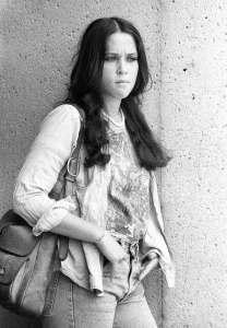 '70s hippie girl, Washington, DC 1975