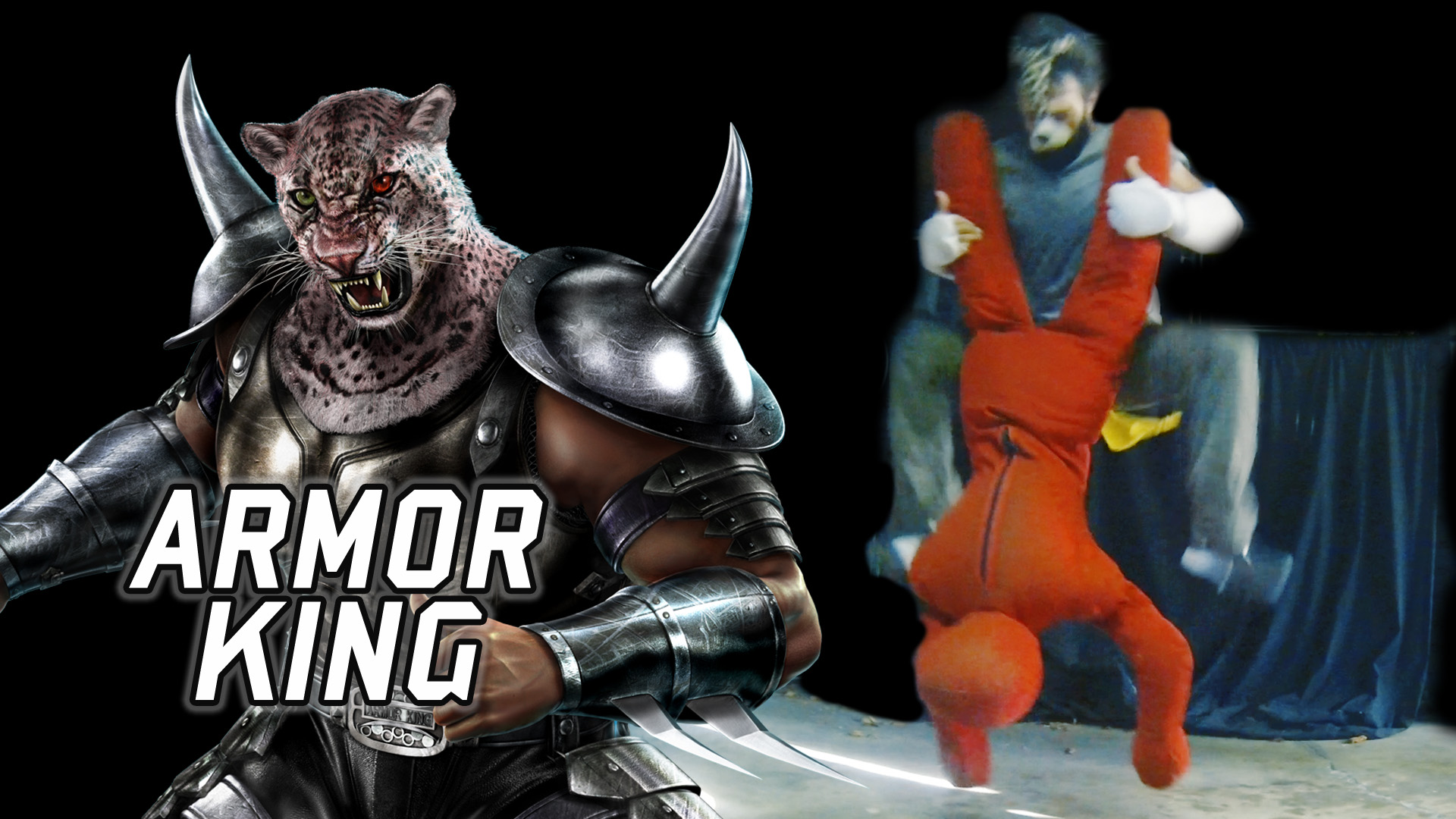 Eric Jacobus Returns To His Tekken Roots As Armor King Eric Jacobus