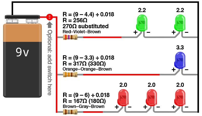 Ohm's Law And Series/parallel