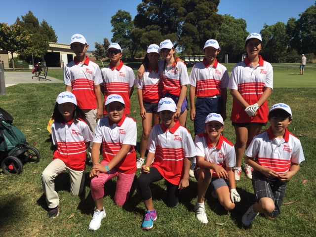PGA Jr League team 1