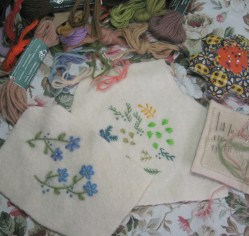 embroidery stitches