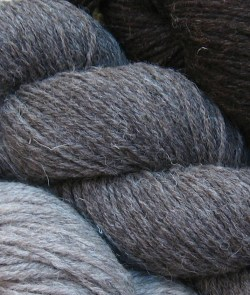 single breed Jacob wool
