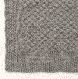 detail of light grey Jacob swatch