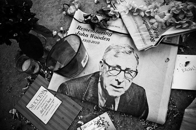 Remembering John Wooden
