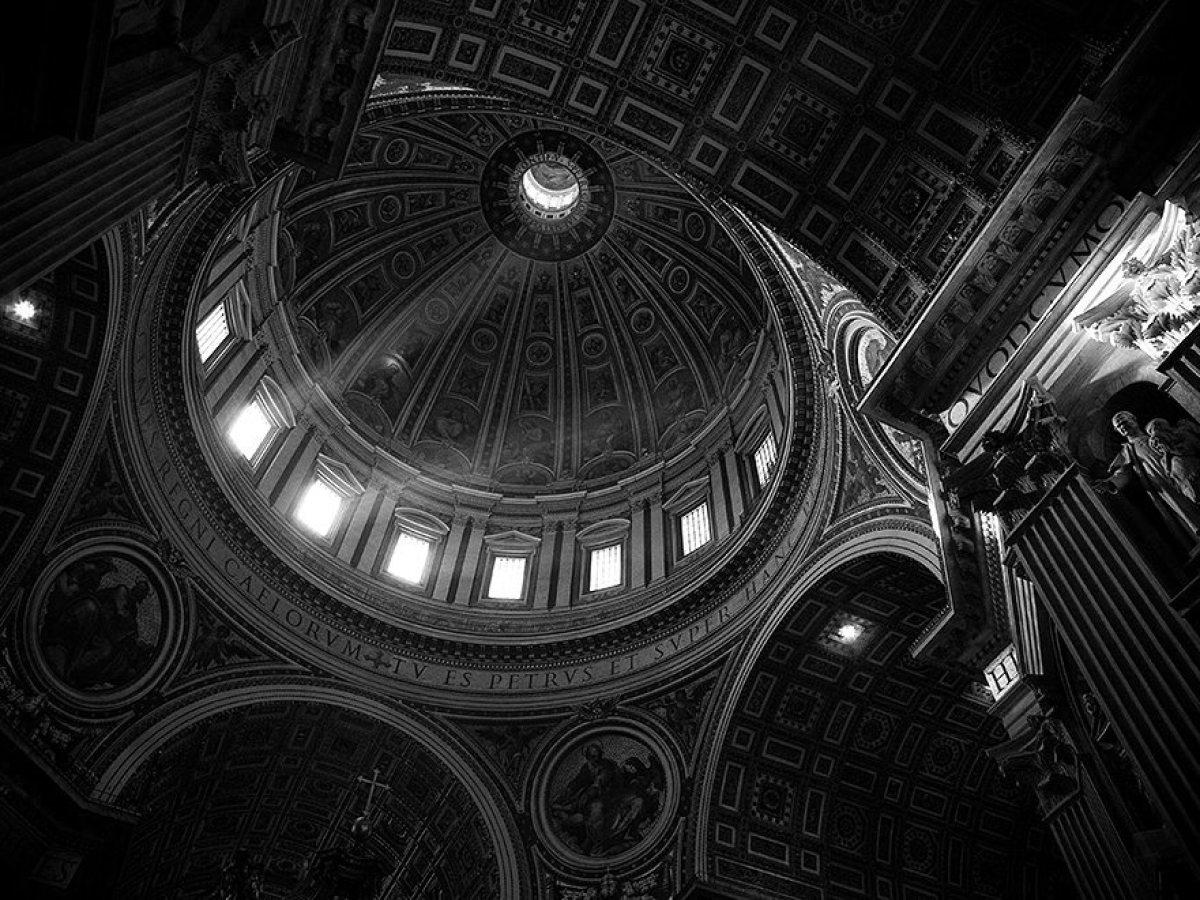 """Sacred Light"" - The Vatican, 2009"