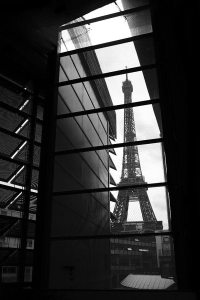 """The Eiffel"" - Paris, 2009"
