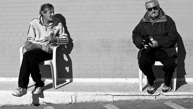 An Inspirational Lesson Learned About Street Photography