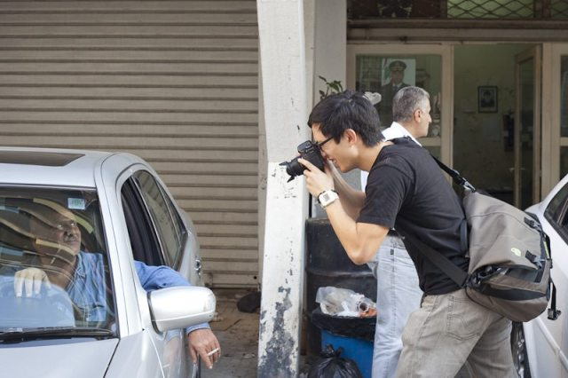 Eric Kim Shooting in the Streets