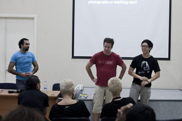 Thomas Leuthard Eric Kim Street Photography 101 Workshop