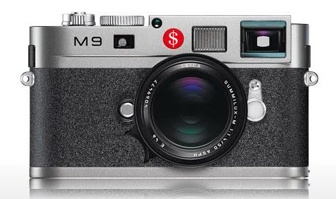 Leica M9 Money