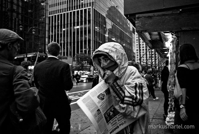 Markus Hartel New York Street Photography