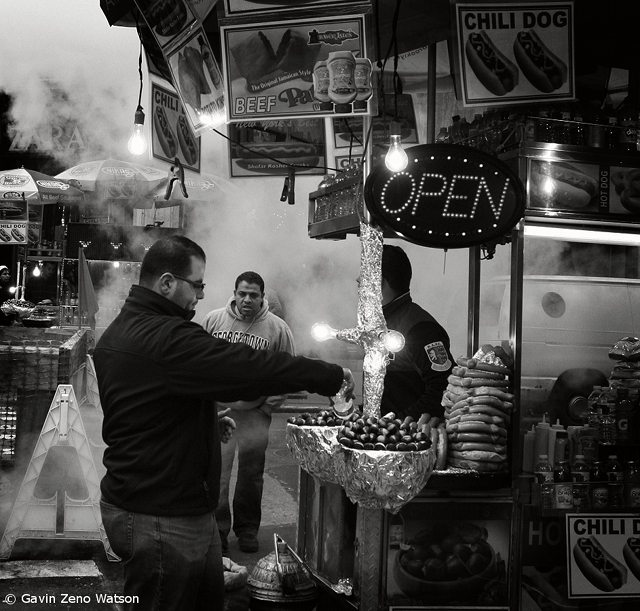 Smoke on the Water - Gavin Zeno Watson