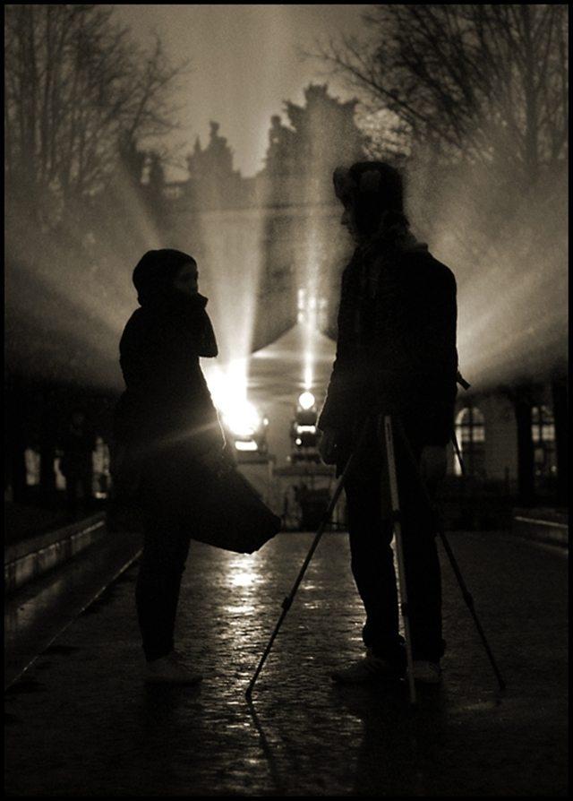 """The Photographer and the Girl"" - Jürgen Bürgin"
