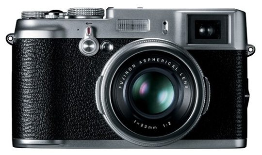 Fujifilm FinePix x100 Camera. Truly Gorgeous.