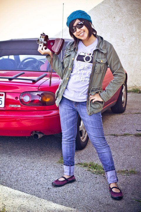 I Shoot Street Photography (Women's)