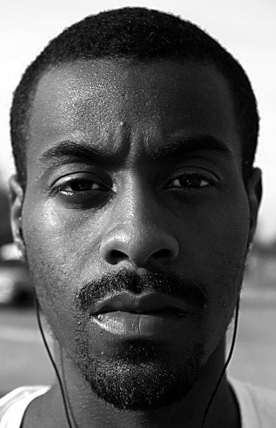 Raw Street Photography Portrait - Mehdi Bouqua