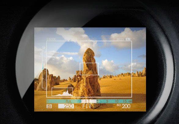 Fujifilm x100 Viewfinder