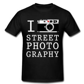 Show Your Pride with these Street Photography T-Shirts