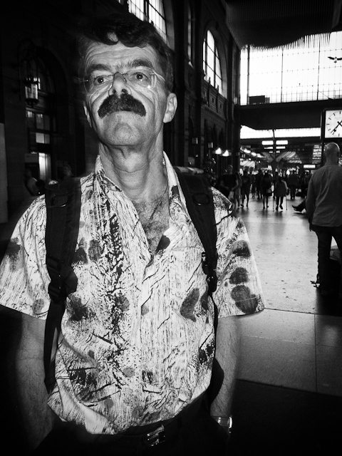 Eric Kim Flash Street Photography