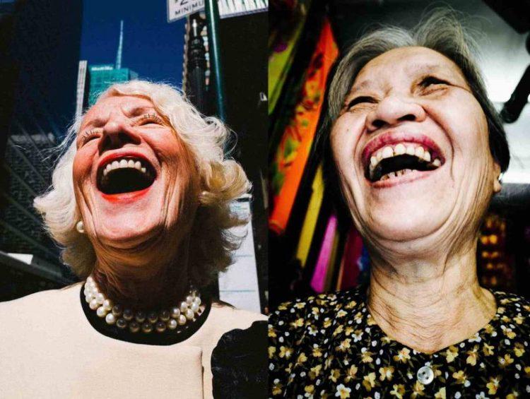 eric kim laughing ladies