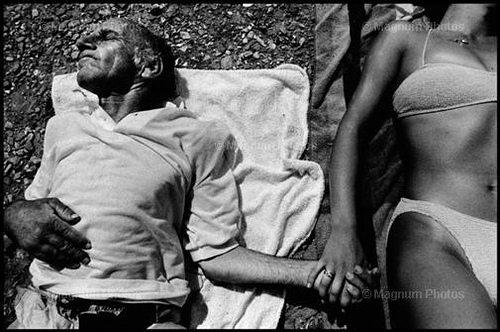 Interview with Magnum Photographer Alex Majoli