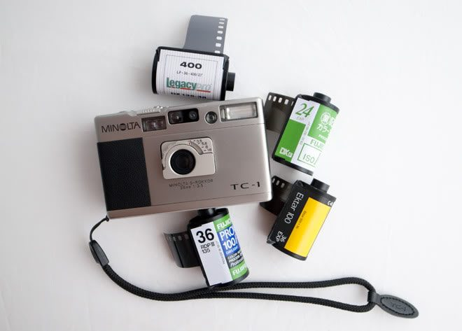 So You Wanna Shoot Street Photography With Film, Huh?