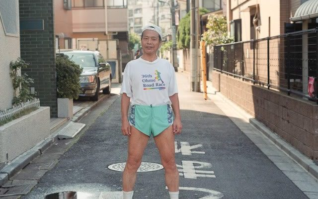 Medium Format Environmental Street Portraits by Ade Ogunsanya (Street Portraitist) from Tokyo